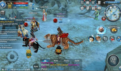 Asiasoft จับมือ Mgame คว้าสิทธิ์เปิดเกมมือถือ IP ยักษ์ใหญ่  'Real Yulgang Mobile' ในไทย คาดเปิดต้นปี 64
