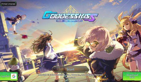 (รีวิวเกมมือถือ) GoddessKiss : O.V.E รวมพลสาวๆ ในทีมตะลุยด่าน RPG ภาพสไตล์อนิเมะ