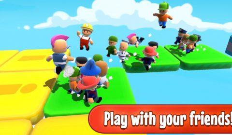 (รีวิวเกมมือถือ) Stumble Guys เกมแข่งขันแบบรายการเกมโชว์ แรงบันดาลใจจากเกมดัง
