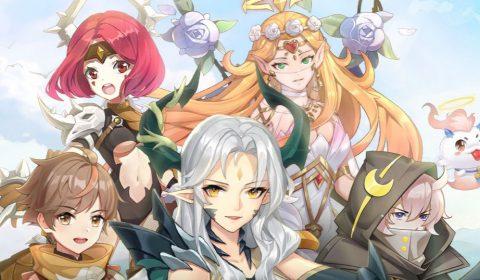 (รีวิวเกมมือถือ) Starlight Isle เกม Auto RPG แนวตั้ง ผลงานใหม่จาก Eyougame