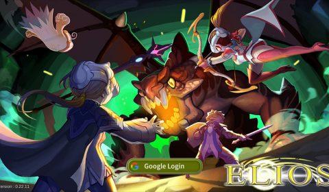 (รีวิวเกมมือถือ) EliosM เกม RPG เล่นง่าย อัพหลากหลาย มีออโต้