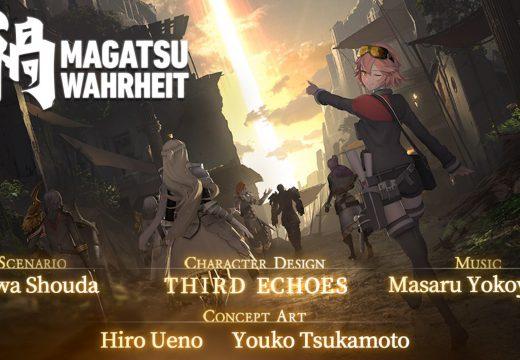 (รีวิวเกมมือถือ) Magatsu Wahrheit เกม JRPG จากผู้สร้างไฟนอลแฟนตาซี 12