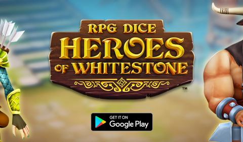 (รีวิวเกมมือถือ) RPG Dice : Heroes of Whitestone เกม RPG ผสมกับบอร์ดเกม!