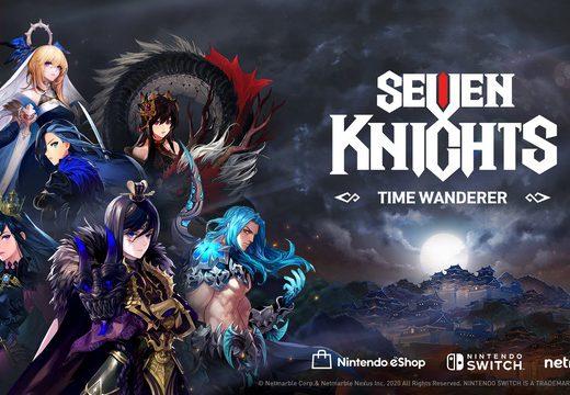 Seven Knights – Time Wanderer พร้อมเปิดให้บริการบน Nintendo Switch™  5 พฤศจิกายนนี้ เป็นวันแรก!!