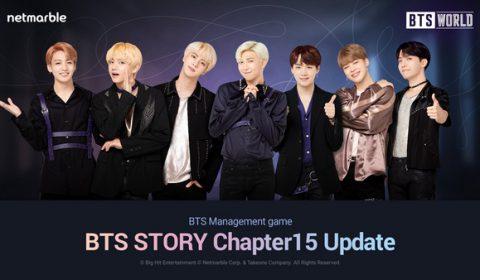 พบกับเรื่องราวสุดลึกลับในการอัปเดตครั้งล่าสุดของ BTS WORLD