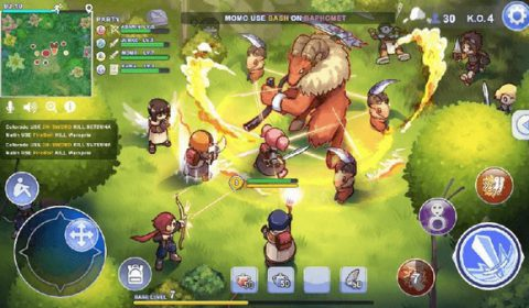 ใกล้ผลิดอกออกผล Ragnarok: Battle Academy เกมส์มือถือใหม่จากฝีมือ EXE และ Gravity เตรียมเปิด CBT ในช่วง Q4
