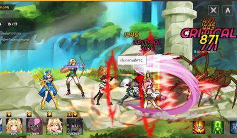 Sword Master Story เกมส์มือถือใหม่ จัดทีม ลุยด่าน เปิดให้ดาวน์โหลดแล้วในประเทศไทยทั้งระบบ iOS และ Android