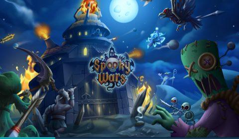 [รีวิวเกมมือถือ]เกม Tower Defense มันส์ๆสไตล์ผีๆ Spooky Wars