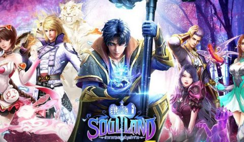 (รีวิวเกมมือถือ) Soul Land ตำนานจอมยุทธ์ภูตถังซาน เกม 2D แนวตั้งจากอนิเมะจีนเรื่องดัง