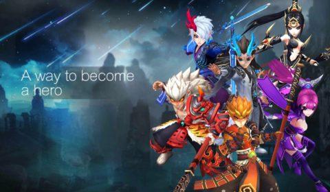 (รีวิวเกมมือถือ) Fairy Battle : Hero is back เกม RPG 3 ฮีโร่จากไซอิ๋ว เปิดทดสอบแล้ว