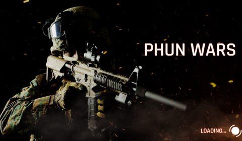 (รีวิวเกมมือถือ) Phun Wars เกม FPS Online ที่ให้อารมณ์เหมือนเกม PC