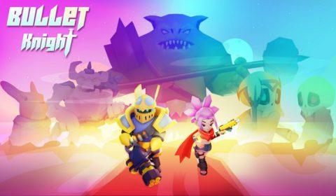 Bullet Knight เกมส์ Shooting เล่นง่าย สาดกระสุนได้เพลินๆ เปิดให้บริการแล้วบนระบบ Android