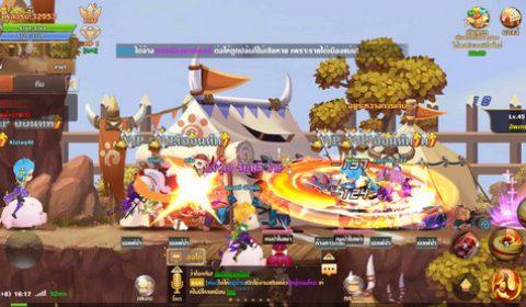 Rainbow Story เกมส์มือถือใหม่ Side Scrolling MMORPG น่ารักสดใสในแบบแฟนตาซีเปิดให้สนุกแล้ววันนี้ทั้ง iOS และ Android