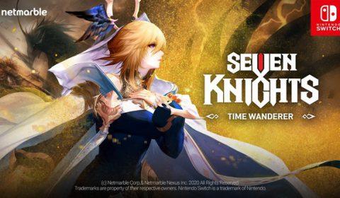 ถึงเวลาผจญภัยไปในโลกของ Seven Knights – Time Wanderer เกมคอนโซลเกมแรกของ Seven Knights จากเน็ตมาร์เบิ้ลที่คุณไม่ควรพลาด!