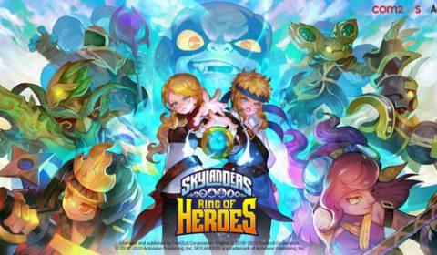 จากเกมคอนโซล IP ชื่อดังระดับโลกสู่เกมมือถือ Skylanders Ring of Heroes เปิดลงทะเบียนล่วงหน้าแล้ว!