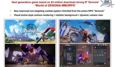 เผยตัวอย่างชุดแรก World of Zenonia เกมส์มือถือใหม่จาก IP ดังของ Gamevil เตรียมมันส์กันได้ 2022