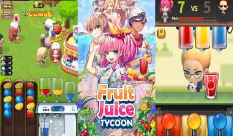 [รีวิวเกมมือถือ] มาขายน้ำผลไม้กันเถอะกับ Fruit Juice Tycoon