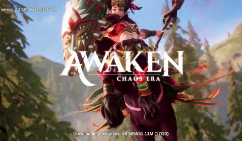 (รีวิวเกมมือถือ) Awaken: Chaos Era เกมเทิร์นเบส RPG แฟนตาซีจ๋า คัทซีนสุดอลังการ
