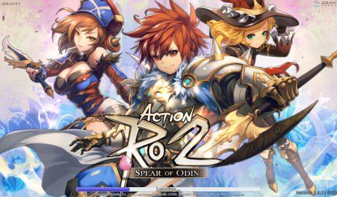 (รีวิวเกมมือถือ) Action RO2: Spear of Odin เกม RO ฉบับ ARPG แอ็คชั่นตะลุยด่าน