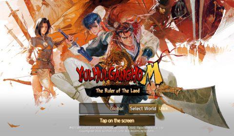 (รีวิวเกมมือถือ) Yul-Hyul Kangho M เกม 2D Side-scrolling จากการ์ตูนเกาหลีเรื่องดัง