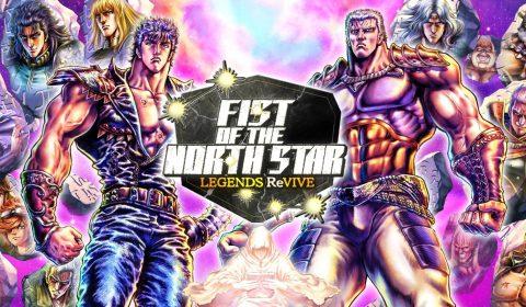 [เล่นก่อนใคร] Fist of the North Star : Legends Revive หมัดดาวเหนือแผลงฤทธิ์แล้ววันนี้บนมือถือ