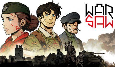 [Steam]เกมวางแผนแนวสงครามอิงประวัติศาสตร์ที่ลุ่มลึก WARSAW