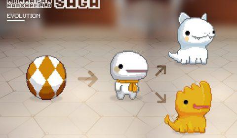 พร้อมให้ลอง Himmapan Marshmello Saga เกมส์มือถือใหม่ฝีมือคนไทยแนว Vpet เปิดทดสอบรอบ Alpha บนระบบ Android แล้ววันนี้