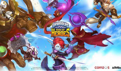 เผยความต่างในเวอร์ชั่นใหม่จากผู้พัฒนา Skylanders™ Ring of Heroes พร้อมลงทะเบียนก่อนเล่นจริง 10 ธ.ค. นี้