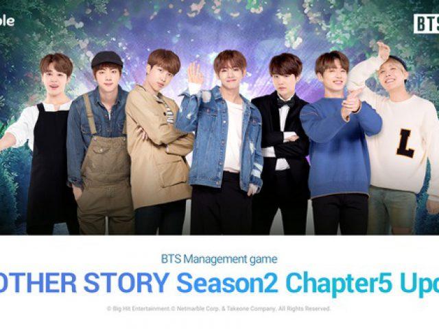 BTS WORLD นำเสนอแชปเตอร์ใหม่ พบการผจญภัยสุดตื่นตาตื่นใจของ Taehyung เพื่อออกตามหาดอกไม้สีม่วงสุดลึกลับ