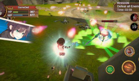 Gate Of Mobius เกมส์มือถือใหม่ท่องไปในโลกแห่งเทพนิยายพร้อมเปิดให้บริการแล้ววันนี้ทั้งระบบ iOS และ Android