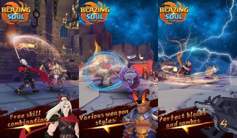 [รีวิวเกมมือถือ] เกมมือถือแอคชั่นมันส์ๆเสริฟถึงที่ Blazing Soul