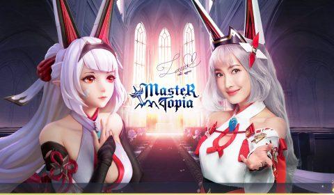 (รีวิวเกมมือถือ) Master Topia เกม MMORPG สไตล์อนิเมะผจญภัย สุดน่ารัก