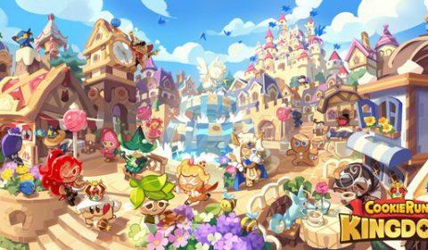 Cookie Run: Kingdom เกมใหม่ล่าสุดจาก Devsisters เปิดตัวพร้อมกันทั่วโลกวันที่ 21 ม.ค. นี้