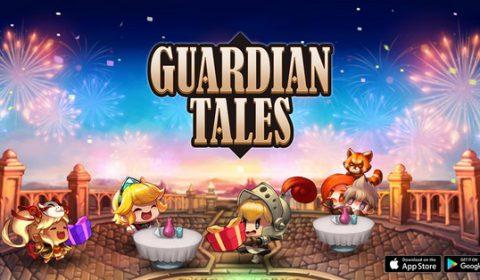 Guardian Tales เกม RPG สุดปังแห่งปีจัดกิจกรรมสุ่มฟรีที่พลาดไม่ได้!