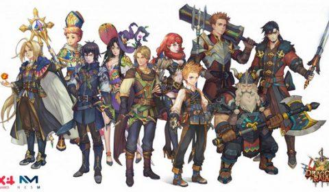 เปิดตัว Dragon Raja EX เกมส์มือถือใหม่จากนวนิยายชื่อดังจากเกาหลี จะเจ๋งแค่ไหนต้องรอดู