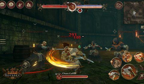 เปิดให้ลองกันแล้ว Warhammer:Odyssey เกมส์มือถือใหม่ พร้อมเปิด Soft Lunch ในเกมเมอร์ชาวไทยได้ลองแล้ววันนี้บนระบบ Android