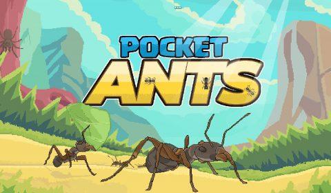 [รีวิวเกมมือถือ]ตามติดชีวิตมดสุดมหัศจรรย์ กับเกมเลี้ยงมด Pocket Ants : Colony Simulator
