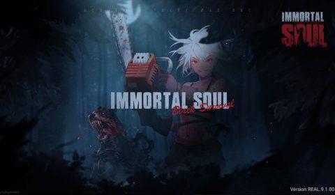 (รีวิวเกมมือถือ) Immortal Soul: Black Survival  เกมแบทเทิลรอยัลที่กดเพียงจิ้มเดียว