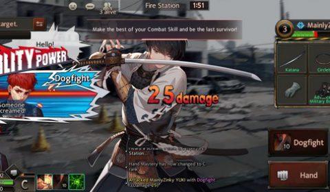 Immortal Soul:Black Survival เกมส์มือถือใหม่แนว Battle Royale ที่ไม่ซ้ำใครเปิดให้ทดสอบความสนุกทั้ง iOS และ Android แล้ววันนี้