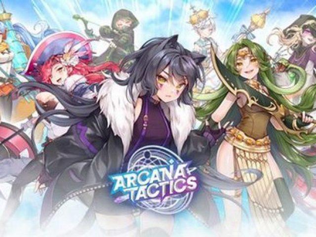 ประกาศแล้ว Arcana Tactics เตรียมเปิดให้บริการอย่างเป็นทางการ 9 มี.ค. นี้ พร้อมกันทั้งระบบ iOS และ Android