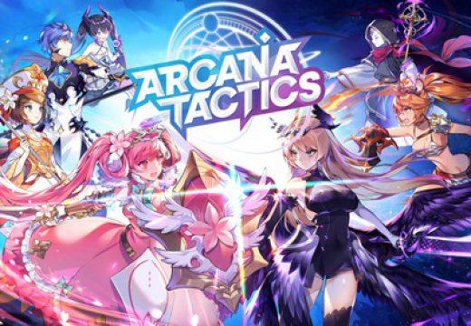 โค้งสุดท้าย ลงทะเบียนล่วงหน้า Arcana Tactics เตรียมเล่น 9 มีนาคมนี้มาแน่!