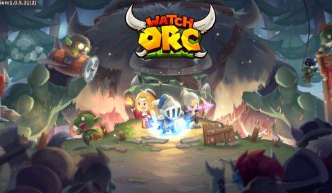 [เล่นก่อนใคร]ล้างเผ่าพันธุ์ออร์คให้สิ้นซาก เกมมือถือ Action-RPG สุดมันส์ WATCH ORC