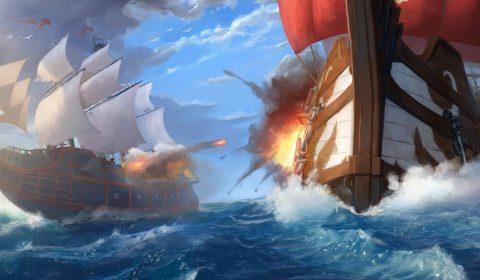 [ริวิวเกมมือถือ] ออกทะเลล่าสมบัติกับเกมโจรสลัดสุดมันส์ Pirate Arena