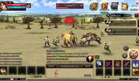 ตำนานแห่งผู้กล้า 3ก๊ก กำลังจะกลับมา Kingdom Heroes M เกมส์มือถือใหม่จากนวนิยาย 3ก๊ก พร้อมเปิดให้ลงทะเบียนล่วงหน้าในประเทศไทยแล้ววันนี้