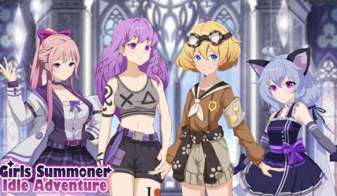 (รีวิวเกมมือถือ) Girls Summoner – เกม IDLE มือถือแนวตั้งพาสาวๆ ร่วมรบ