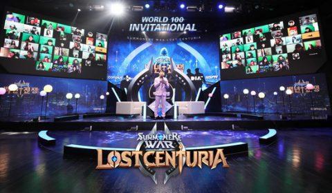 Summoners War: Lost Centuria เผด็จศึก PVP สุดมันส์จากอินฟลูเอนเซอร์ 100 คนทั่วโลก อย่างสวยงามทะลุ 4.6 ล้านวิวจากทั่วโลก! พร้อมบทสัมฯ ผู้พัฒนาเกมก่อนเปิด 29 เมษายนนี้!