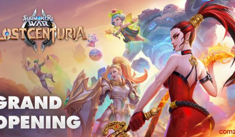 สิ้นสุดการรอคอย! Summoners War: Lost Centuria เกม PvP สุดมันส์แบบเรียลไทม์แบบ Global เปิดฉากแล้ว! ไปฟาดกับคนทั่วโลกได้แล้ววันนี้!