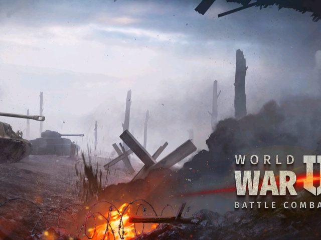 (รีวิวเกมมือถือ) World War 2 เกม FPS Online มือถือสงครามโลกครั้งที่ 2