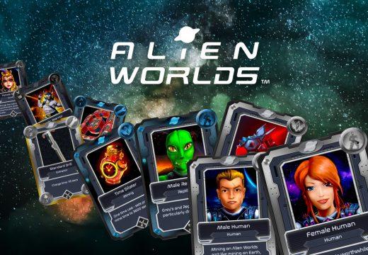 [Web] เล่นเกมแล้วได้เงินกับ เกมขุดเหรียญบิตคอยน์ Alien World