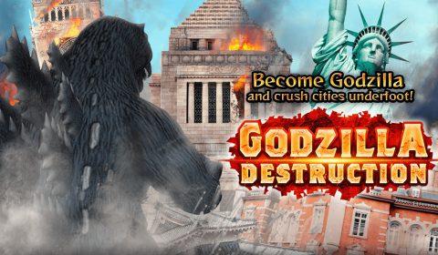 (รีวิวเกมมือถือ) GODZILLA DESTRUCTION มาทำลายล้างโลกกันเถอะ